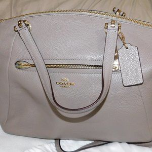 Womens Authentic Coach Purse
